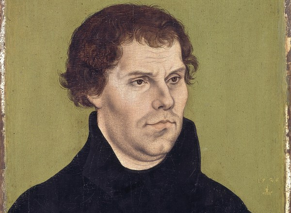 martin luther # 25