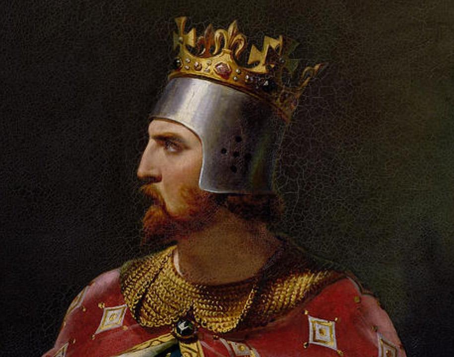 Birth Of Richard The Lionheart