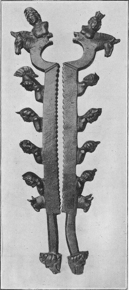 A Romano-British castration clamp