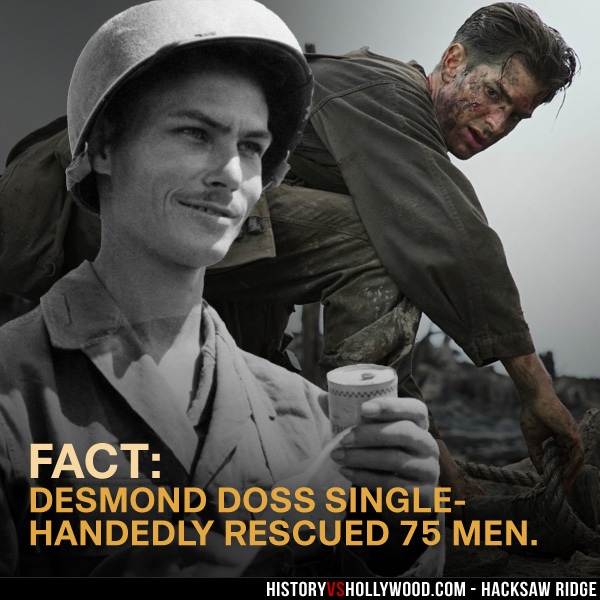 Real Desmond Doss Soldier