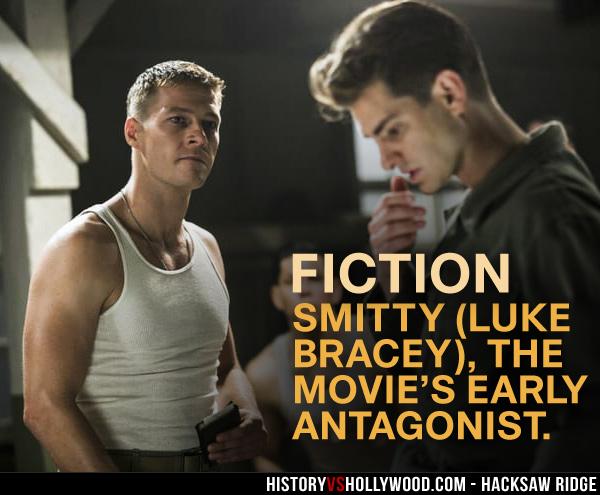 Luke Bracey as Smitty