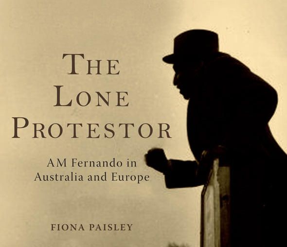 The Lone Protestor Front Cover History Workshop