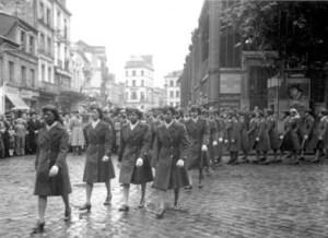 Postal battalion