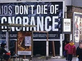 'Archives of Feeling': Matt Cook on the AIDS crisis in Britain, c.1987