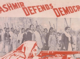 Kashmir's Women's Militia at the End of Empire