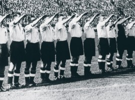 Aston Villa, the Offside Trap and the Nazi Salute