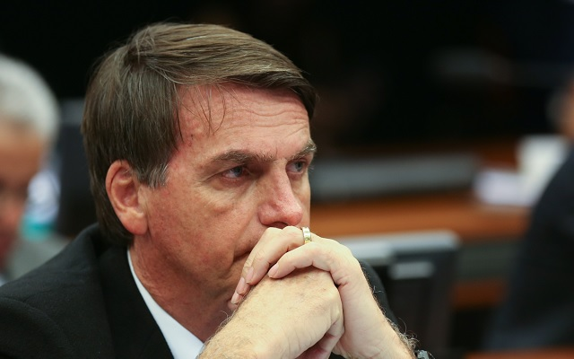 Bolsonaro: Back in from the Cold