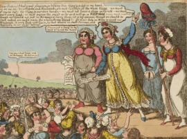 'Much Wanted A Reform among Females!': The Female Reformers of Peterloo