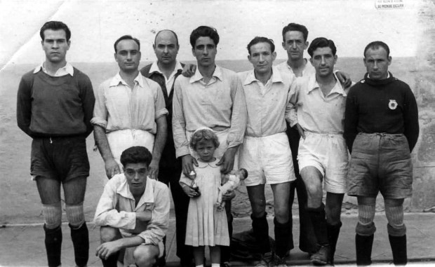"""Gathered for Special Training"""": Football and Politicisation in"""
