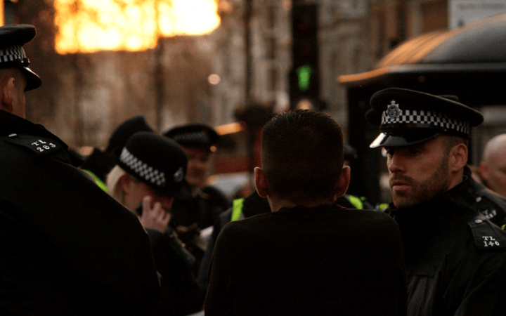 Stop and search and the politics of policing