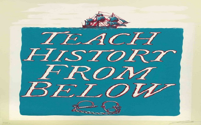 History from below: a reading list with Marcus Rediker