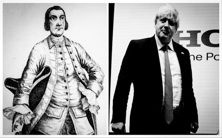 Boris Johnson, Rogue Masculinity, and Our Picaresque Political Moment