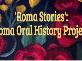 EVENT: Roma Stories: New Oral History Research