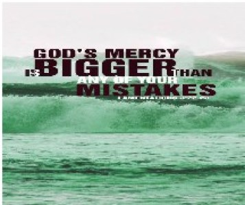 God's Mercy used with permission IBible Verses