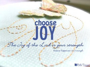 Choose Joy ~ CHRISTian poetry by deborahann