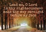 God, My Way ~ CHRISTian poetry by deborah ann free to use