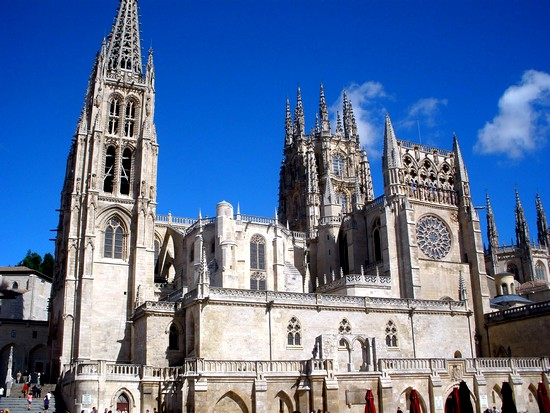 Znalezione obrazy dla zapytania katedra w burgos zdjecia