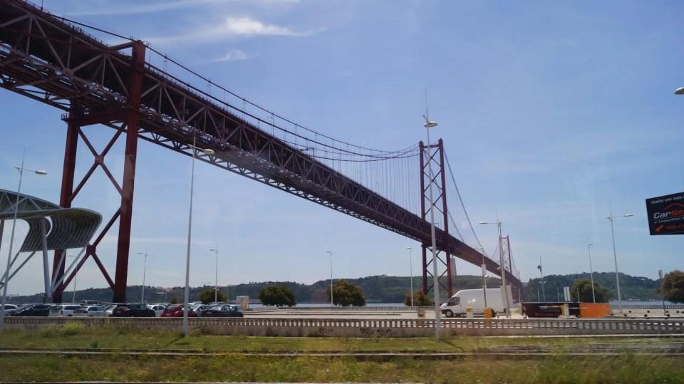 Most 25 kwietnia Lizbona