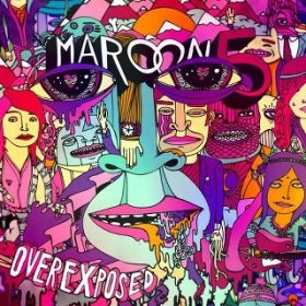 Maroon 5 - Overexposed cover