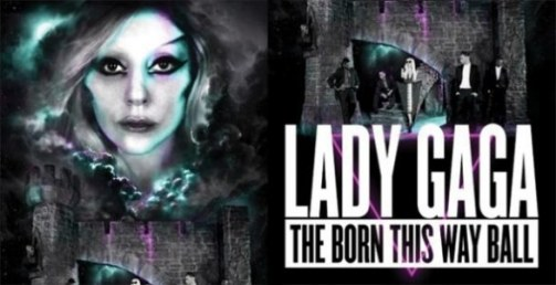 lady gaga Born This Way Ball Tour