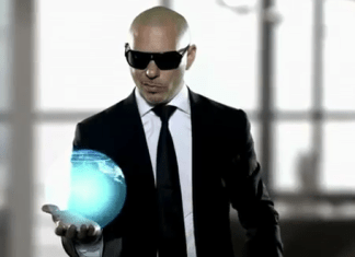 pitbull back in time official video clip hit channel