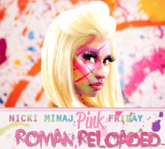 nicki PINK FRIDAY ROMAN RELOADED