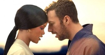 Coldplay ft. Rihanna – Princess of China