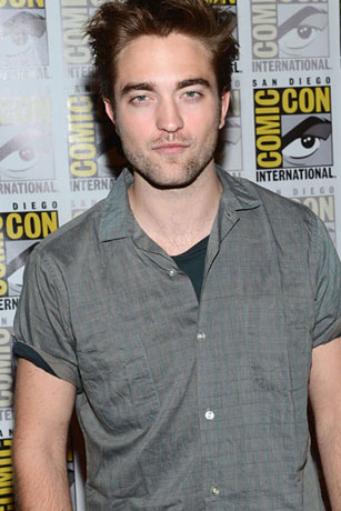 Robert Pattinson (Credits Getty Images)