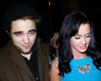Robert Pattinson & Katy Perry