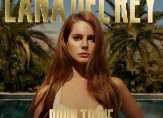 Lana Del Rey – Born To Die (Paradise Edition) cover