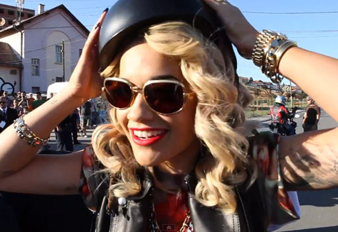 Rita Ora – Shine Ya Light (video premiere)