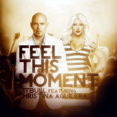 Pitbull & Christina Aguilera- Feel This Moment