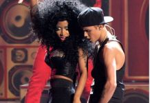 American Music Awards 2012 -Justin Bieber & Nicki Minaj