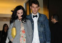 Katy Perry kai John Mayer