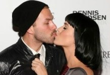 Katy Perry και Johnny Wujek