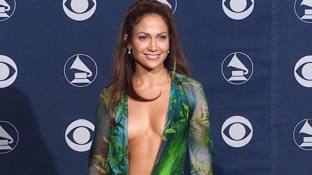 Jennifer Lopez @ 42th Grammy