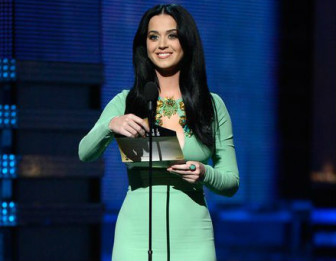 Katy Perry @ Grammy Awards 2013