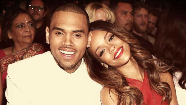 Rihanna & Chris Brown 2013