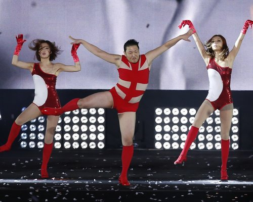PSY : Single Ladies Dnce