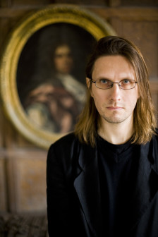 © Naki Kouyioumtzis. Steven Wilson, on location, oxfordshire.