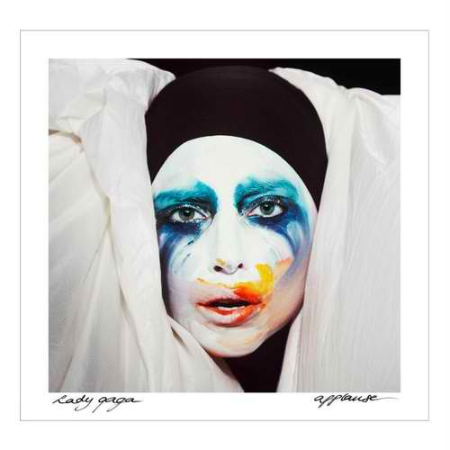 Lady Gaga - Applause Artwork