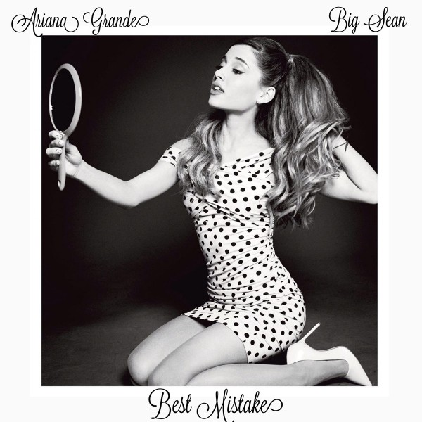 Ariana Grande -  Best Misake artwork