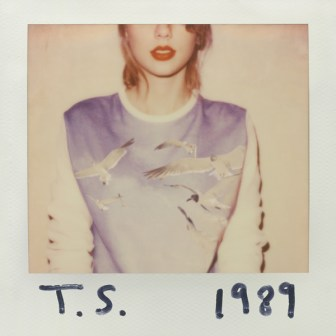 Taylor Swift 1989 artwork
