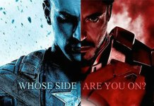 Χαμός στο Captain America: Civil War