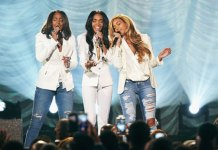 Beyoncé: reunion με τις ex Destiny's Child Kelly Rowland και Michelle Williams στο Βέγκας