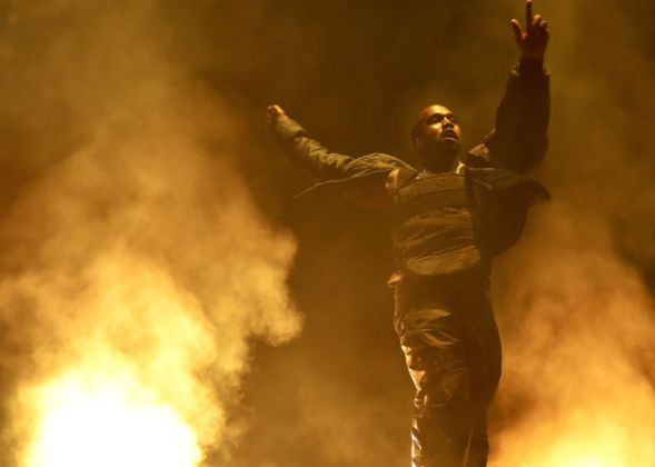 Billboard Music Awards 2015 Kanye West