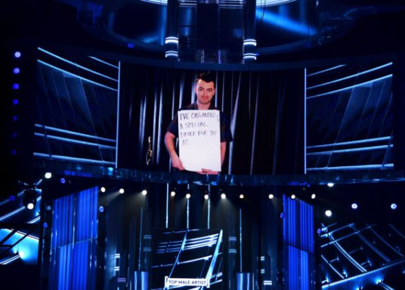 Billboard Music Awards 2015 Sam Smith