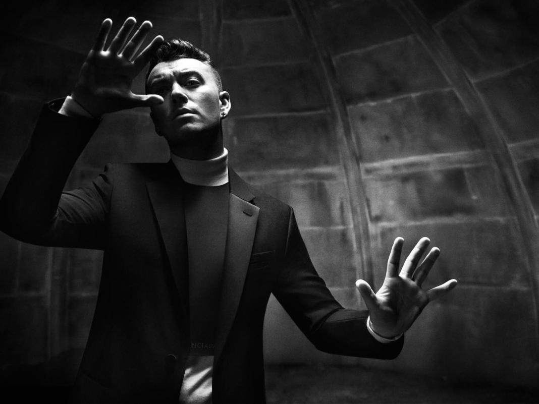 Sam Smith - Writing's On The Wall (Spectre 007 Theme)