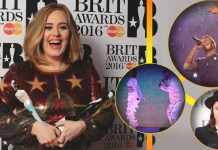 Brit Awards 2016 - Adele - Coldplay - Rihanna - Drake - James Bay - Hit Channel