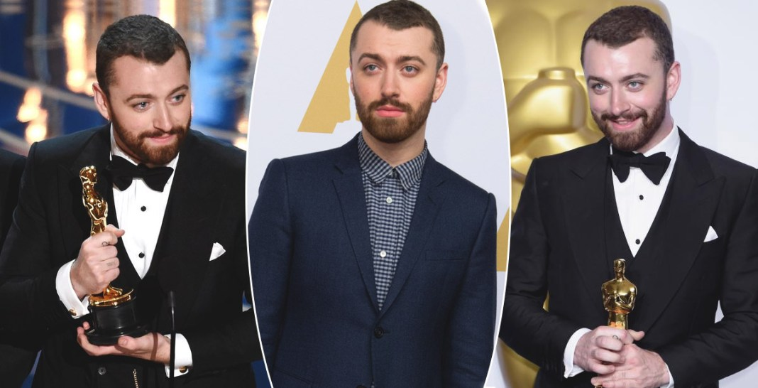 Sam Smith - Oscars 2016 - Hit Channel